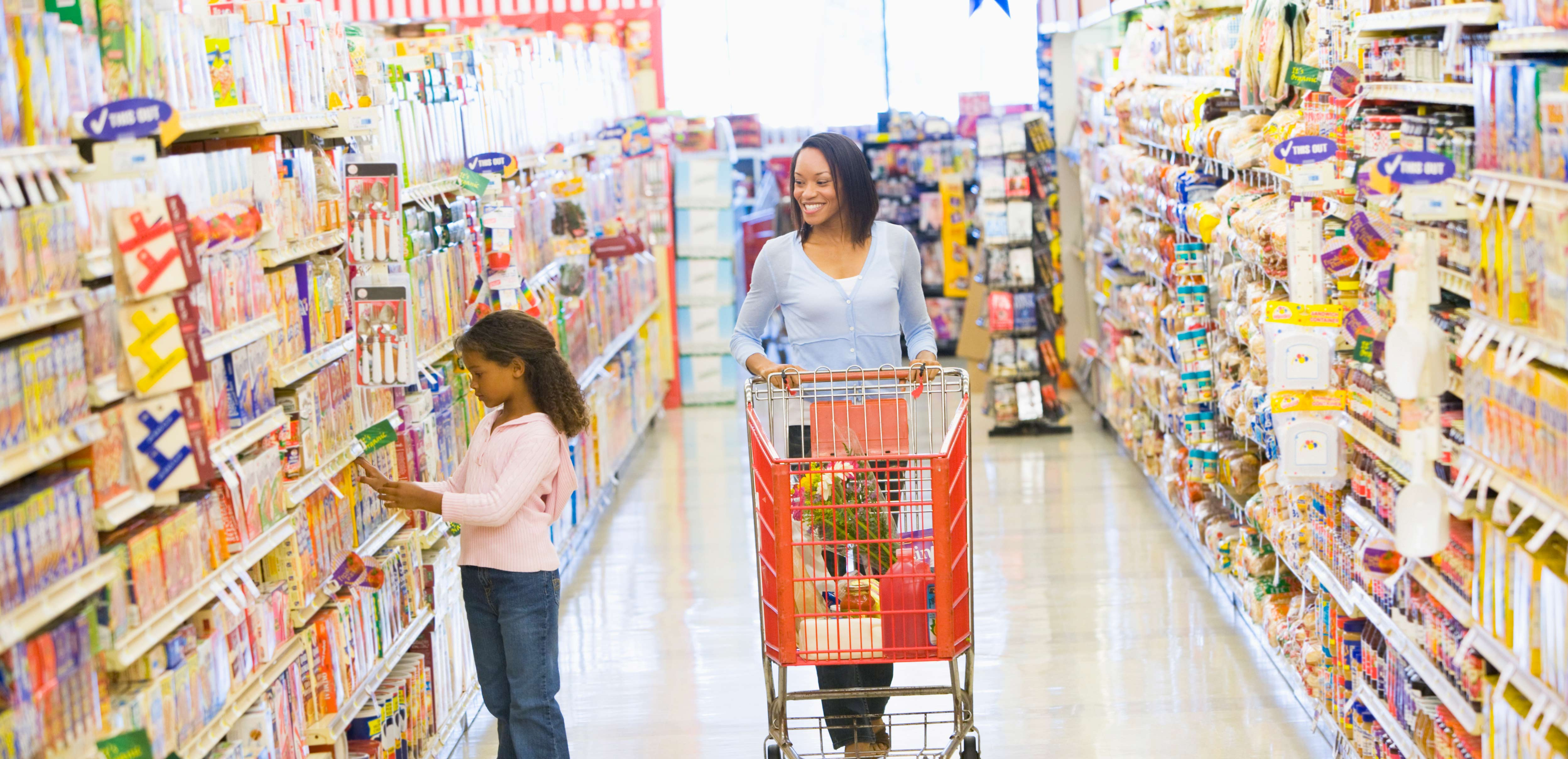 Tips for Shopping Different Aisles at the Store